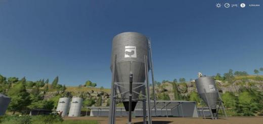 Photo of FS19 – Placeable Seed Fertilizer Food Stations V1.0.1.0