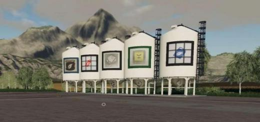Photo of FS19 – Placeable Silos All In One V1.1