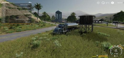 Photo of FS19 – Placeable Water Tower V1