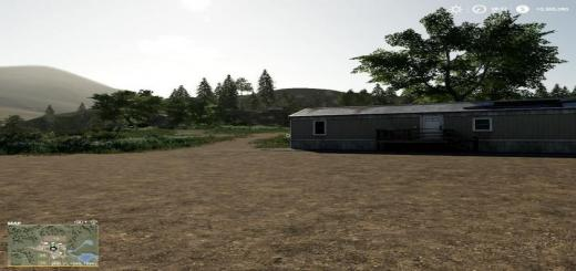 Photo of FS19 – Placeale Mobile Home V1