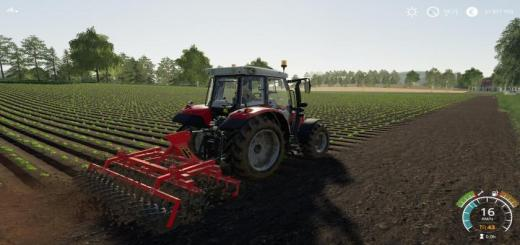 Photo of FS19 – Pom Brodnica Alfa 3 Cultivator V1