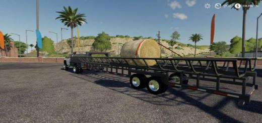 Photo of FS19 – Prarie Bale Trailer V1