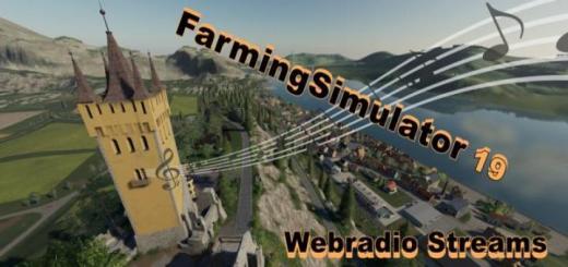 Photo of FS19 – Radio Stream Germany V1.4