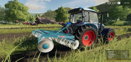 Photo of FS19 – Ransomes Hr31-86 + Ts90 3F V1