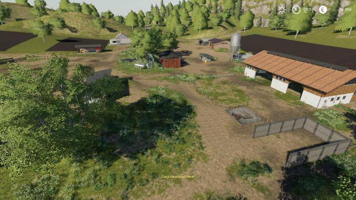 FS19 - Ravenport Proper Map V1