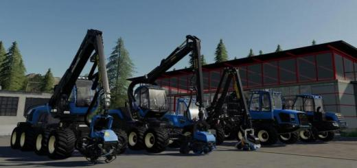 Photo of FS19 – Real Forestry Machinery Pack V0.2