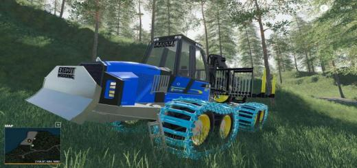 Photo of FS19 – Rottne F20D With Als T V1.2