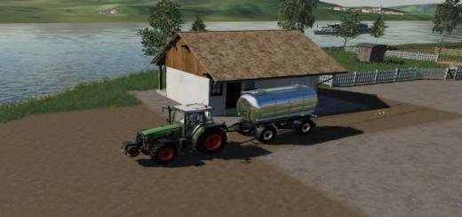 Photo of FS19 – Sales Point For Milk And Eggs V1