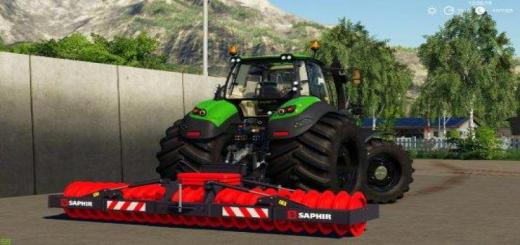 Photo of FS19 – Saphir [Stego] Silowalze V1
