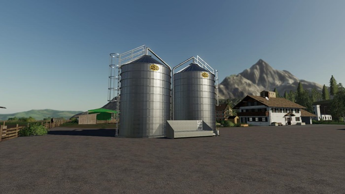 Photo of FS19 – Silo GSI V1.0