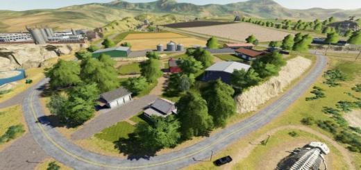 Photo of FS19 – Sim Farmer Ravenport Timelapse Farm Save Game V2