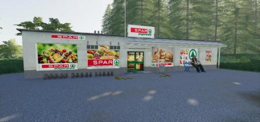 Photo of FS19 – Spar V1.2