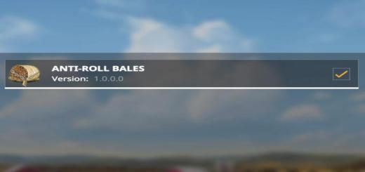 Photo of FS19 – Stable Bales V1