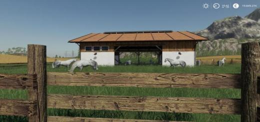 Photo of FS19 – Stable Small V1.2
