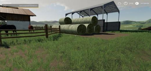 Photo of FS19 – Stable Small V2