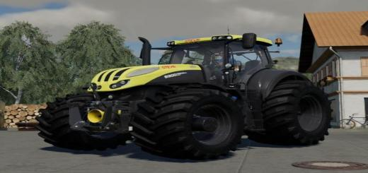 Photo of FS19 – Steyr Terrus Cvt Tractor V1.0.0.2