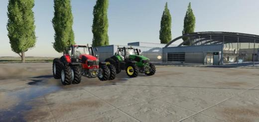 Photo of FS19 – Steyr Terrus Cvt Us Edition V1