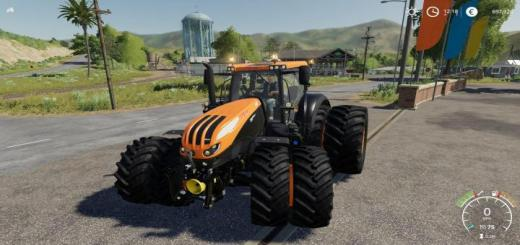 Photo of FS19 – Steyr Terruscvt Tractor