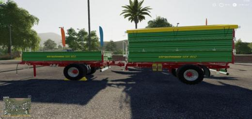 Photo of FS19 – Strautmann Sek 802 Hose V1.0.0.1