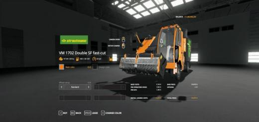 Photo of FS19 – Strautmann Vertimix Gamling Edition V1
