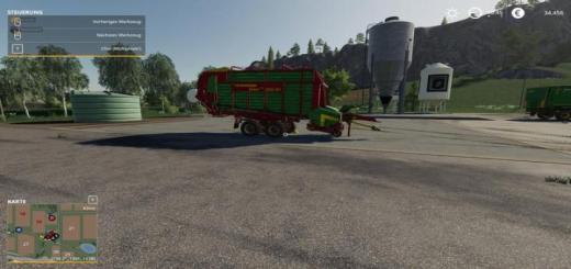 Photo of FS19 – Strautmann Zelon Loader Wagons V1