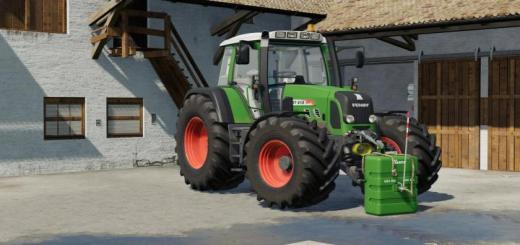 Photo of FS19 – Suer Weight 800 V1