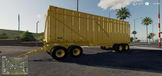 Photo of FS19 – Sugarcane Trailer V1