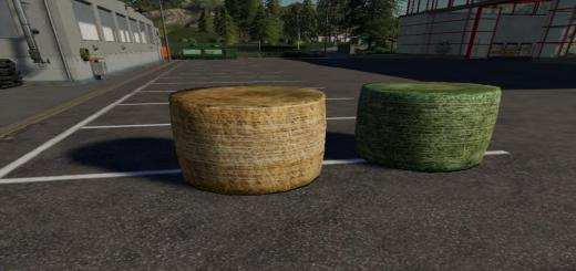 Photo of FS19 – Texture A Balle Rondes V1