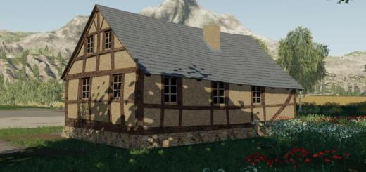 Photo of FS19 – Timberframe House V1