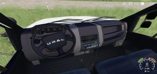 Photo of FS19 – Ural Next Truck V1