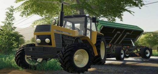 Photo of FS19 – Ursus 1224 Tractor V1