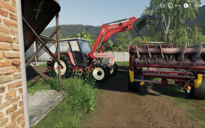 FS19 - Ursus C385A Beta