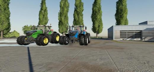 Photo of FS19 – Us Agco Tractor Pack V1