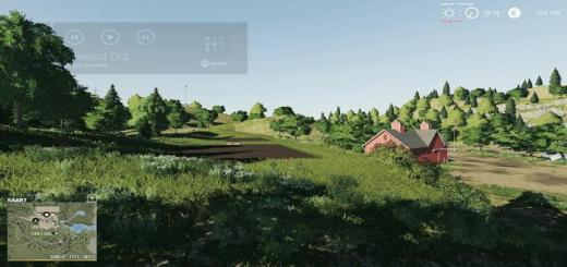 Photo of FS19 – Us Map V3.00