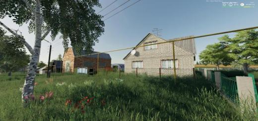 Photo of FS19 – Village Yagodnoe Map V2.0.2.0