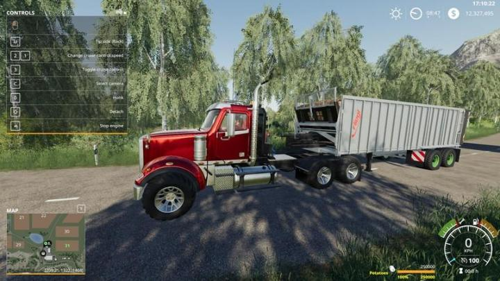 FS19 - Warrior Max V1.2.3