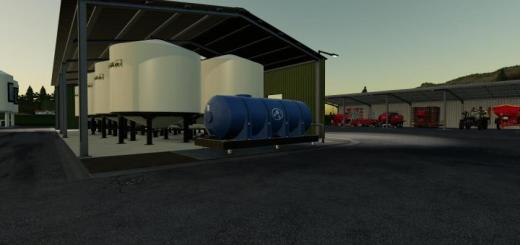 Photo of FS19 – Wasserstation V1