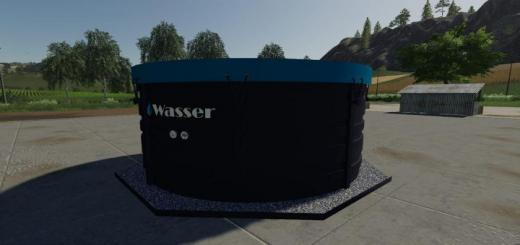 Photo of FS19 – Wassertank V1