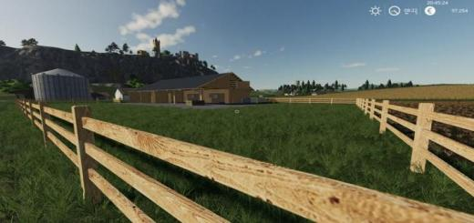 Photo of FS19 – Wooden Horse Stable With Dung V1.0.0.2