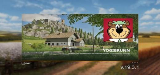 Photo of FS19 – Yogibrunn 1931 Map V1