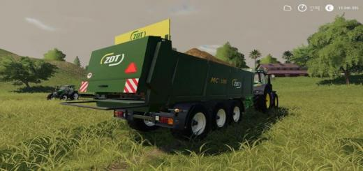 Photo of FS19 – Zdt Mc186 Trailer V1