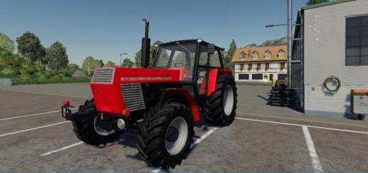 Photo of FS19 – Zetor Crystal 12045 Tractor V1