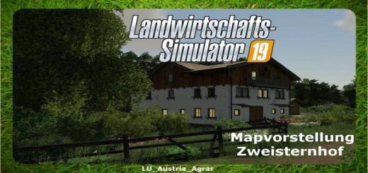 Photo of FS19 – Zweisternhof Map Gp V1