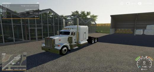 Photo of FS19 – 1987 Peterbilt 379 V1.2