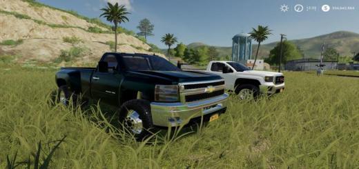 Photo of FS19 – 2010 Chevy Silverado 3500Hd Rclb Drw V1