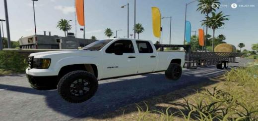 Photo of FS19 – 2010 Gmc Sierra V1