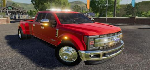 Photo of FS19 – 2017 F450 Platnium Lighting Package V2.1