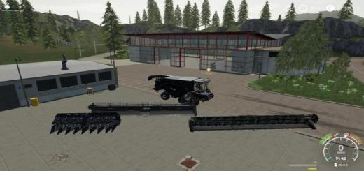 Photo of FS19 – Agco Ideal Xxl V1