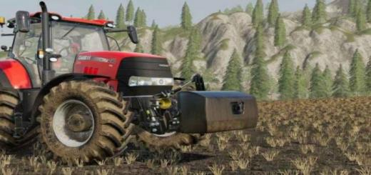 Photo of FS19 – Agco Ng 1100 V1