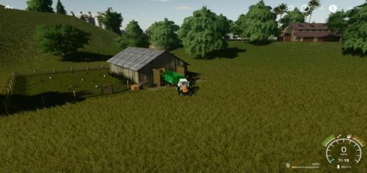 Photo of FS19 – American Chicken Coop V1